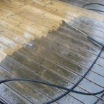 Cladding Pressure Cleaning